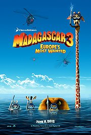 Post image for Madagascar 3: Europe's Most Wanted